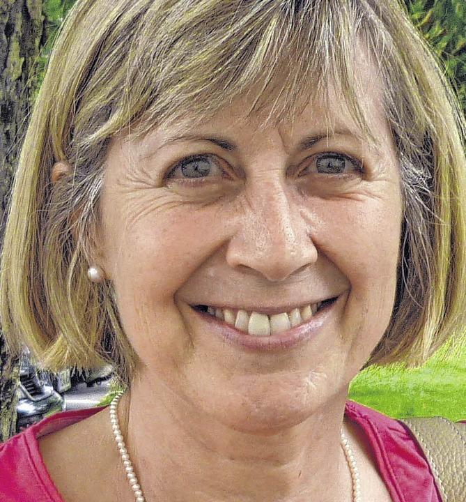 Katrin Gentsch, 56 Jahre aus Bad Zurza...lte man aber trotzdem den Führerschein    Foto: BZ