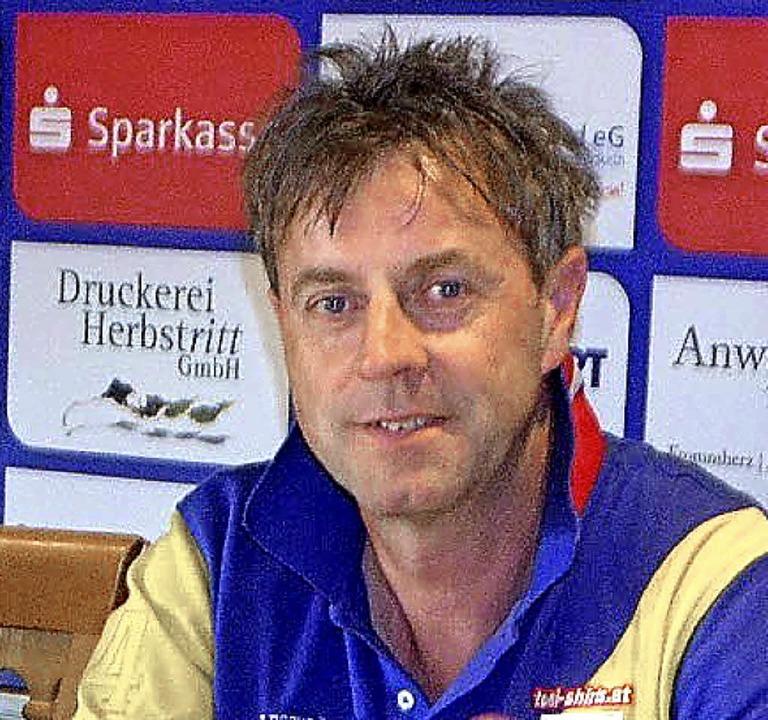 Alex Fischinger.     Foto: Bernd Fackler