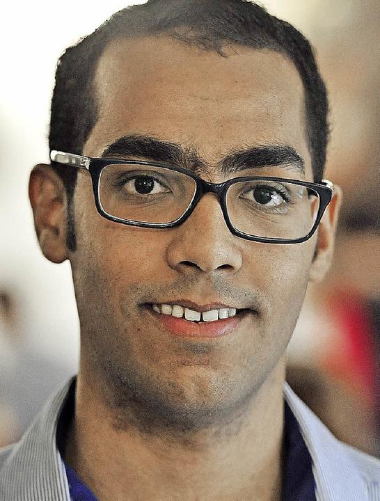 "Fahad Alderaiwish, 22, Riad, Saudi-Ara...ebsten esse ich Kartoffelsalat.""  | Foto: Thomas Kunz"
