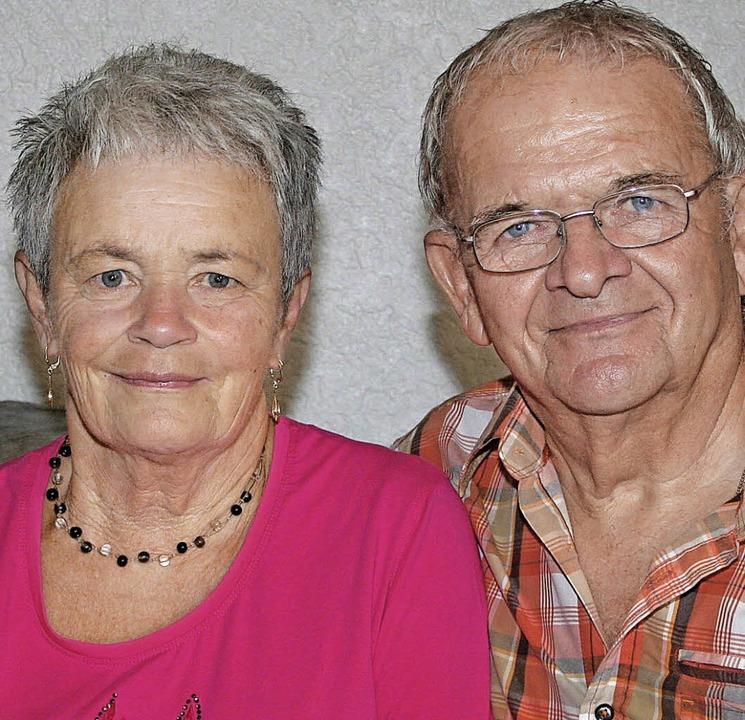 Erna und Bernd Gabriel  | Foto: cremer