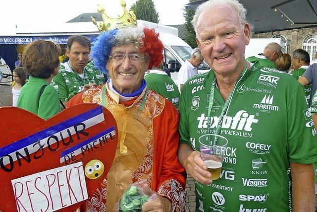 Tour der Hoffnung rollt nach Offenburg