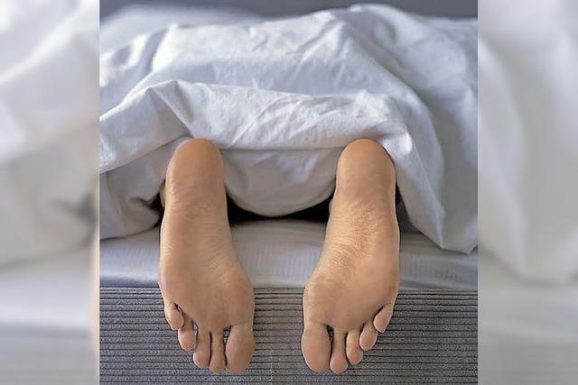 Die Franzosen schlafen am längsten