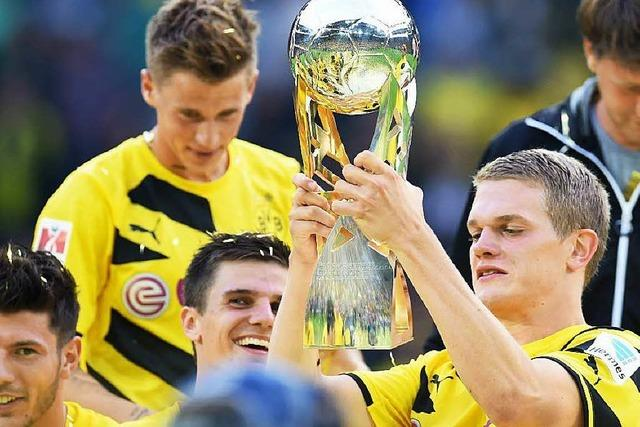 BVB gewinnt Prestigeduell gegen den FC Bayern