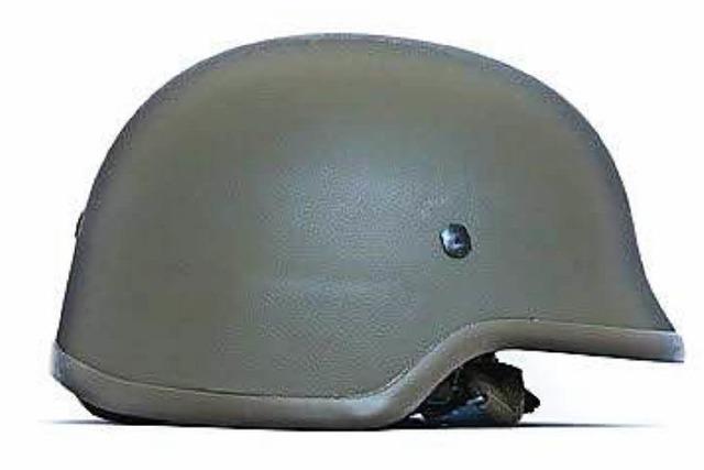 Rüstungsexporte: Deutsche Helme nach Kurdistan