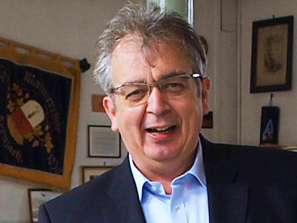 Tilo Levante ist für die FDP im Gemeinderat.   | Foto: Albert Greiner
