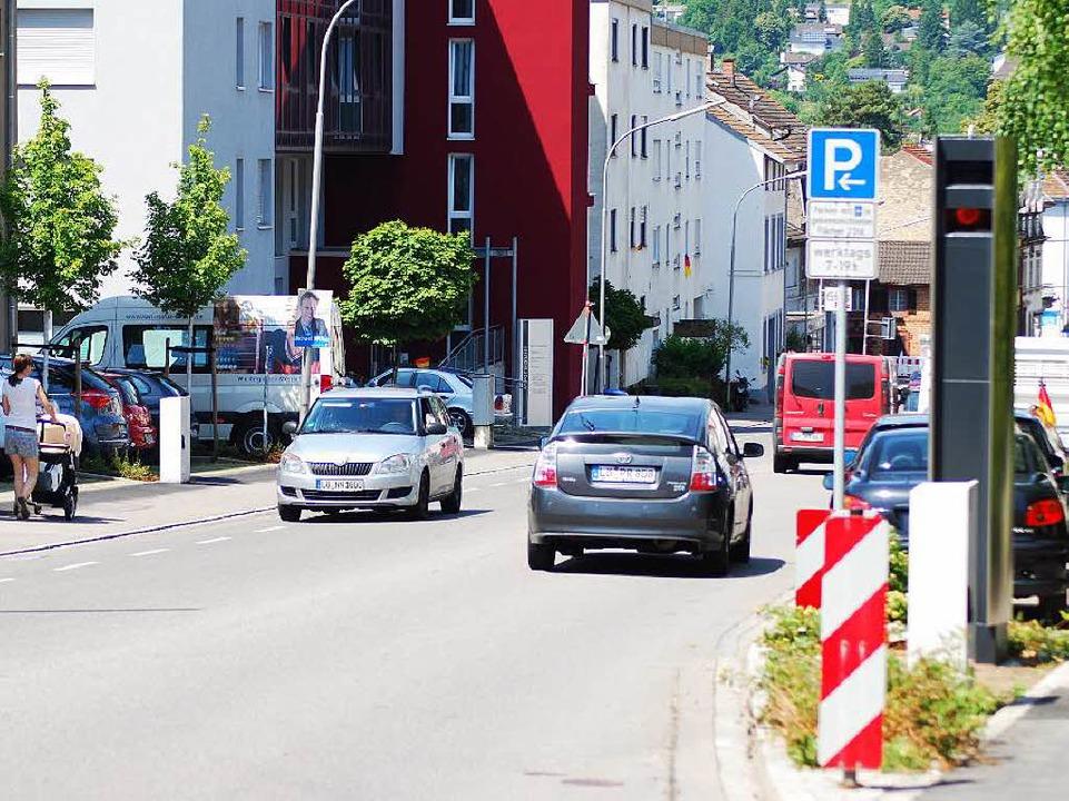 Blitzer in der Wallbrunnstraße: Nach A...uhiger und rücksichtsvoller geworden.   | Foto: Thmoas Loisl Mink