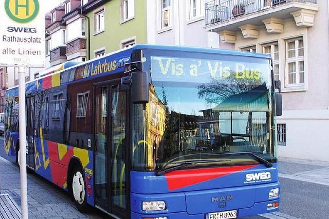 Mit dem Vis-à-Vis-Bus zur Weinmesse nach Obernai