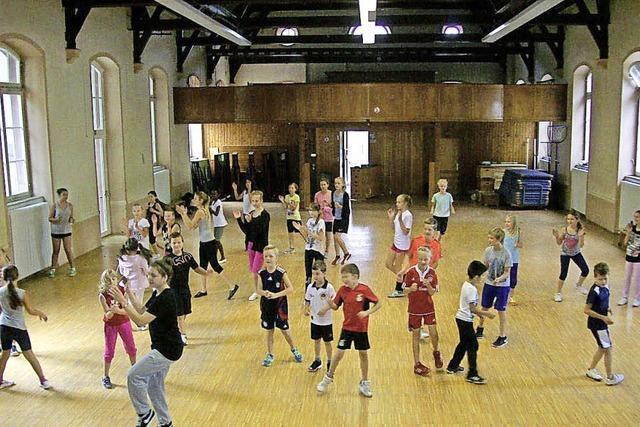 Vom ersten Schritt bis zur Choreografie