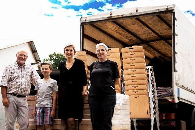 Rumänien-Hilfe aus Ettenheim-Wallburg
