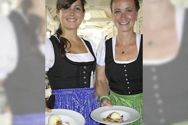 Münchner Wirt sorgt für Weißwürste