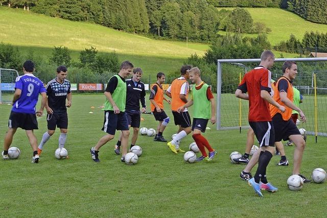 SV Biederbach setzt auf die Jugend