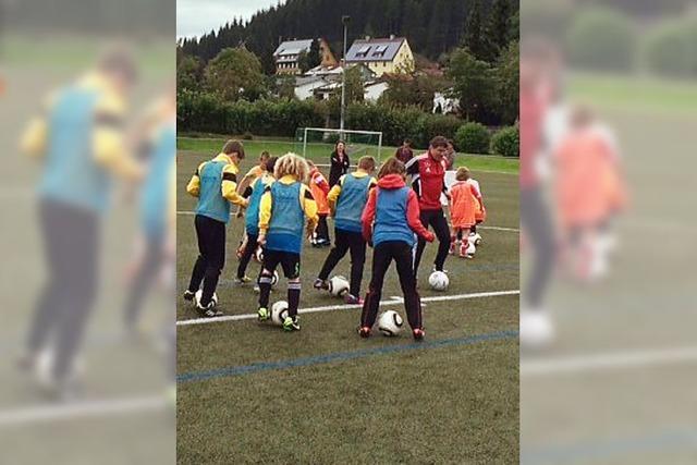 DFB trifft Fußballspaß