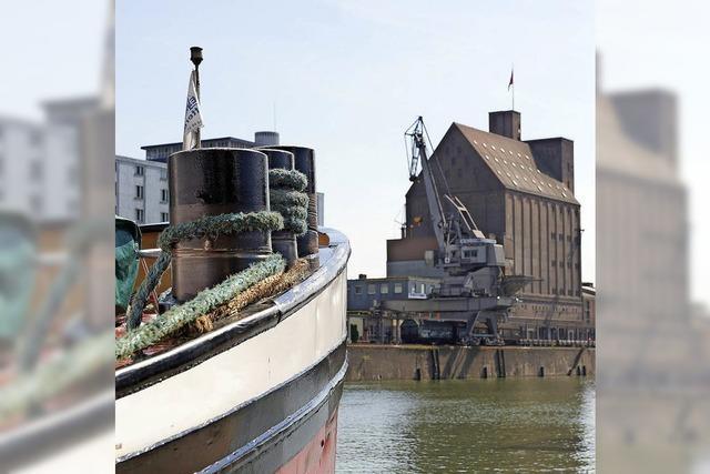 Den Kleinhüninger Hafen als Teil der Region erleben