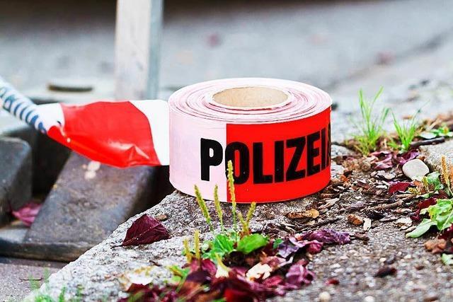 Fahrerflucht in Freiburg: Unfallfahrer kam von Polizeifest