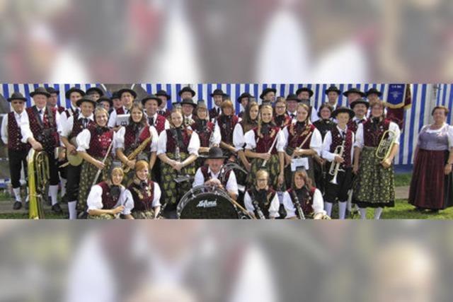 Als Schwarzwälder Blasmusikbotschafter in Bayern