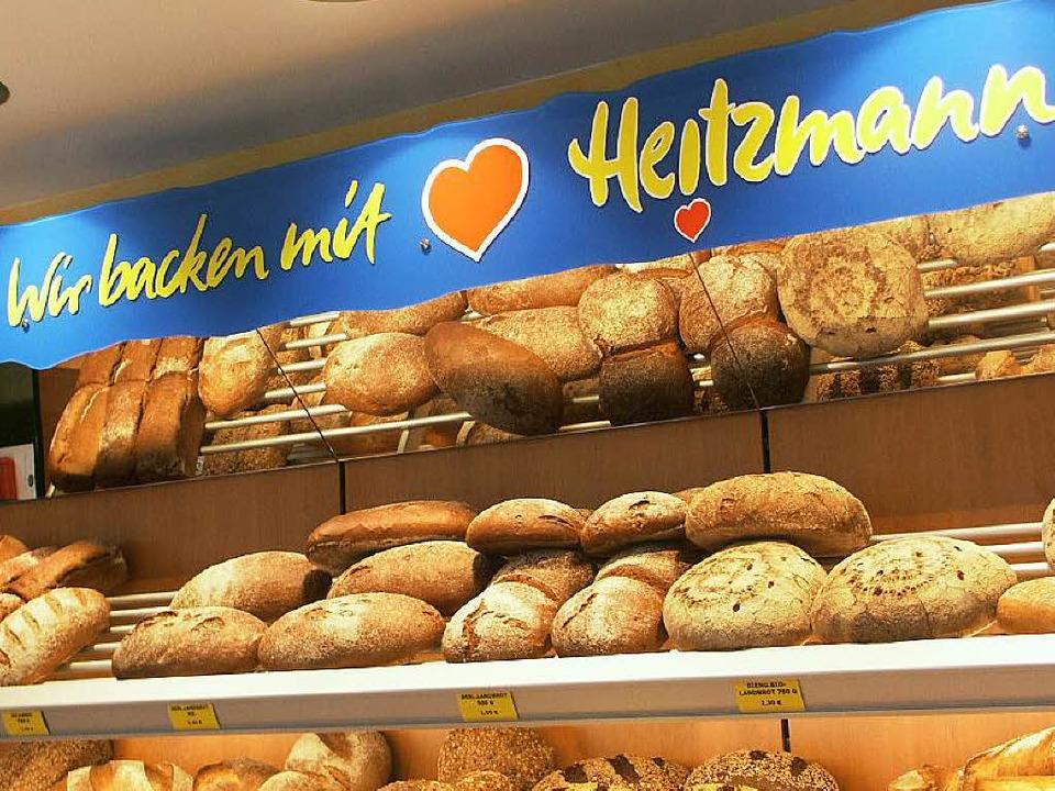 Die Bäckerei Heitzmann hat Stellung zu...rwürfen der Gewerkschaft NGG bezogen.     Foto: Markus Donner