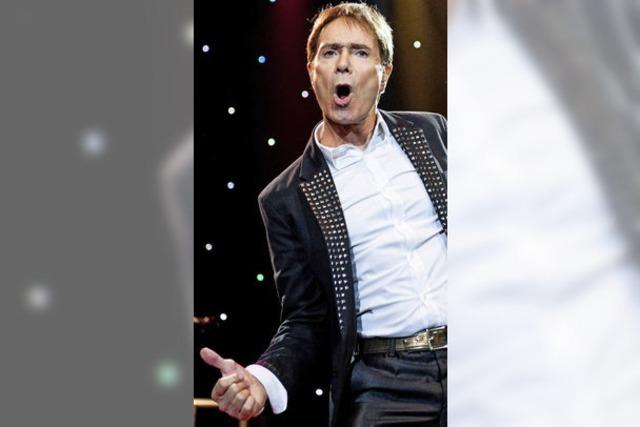 Popstar Cliff Richard unter Verdacht