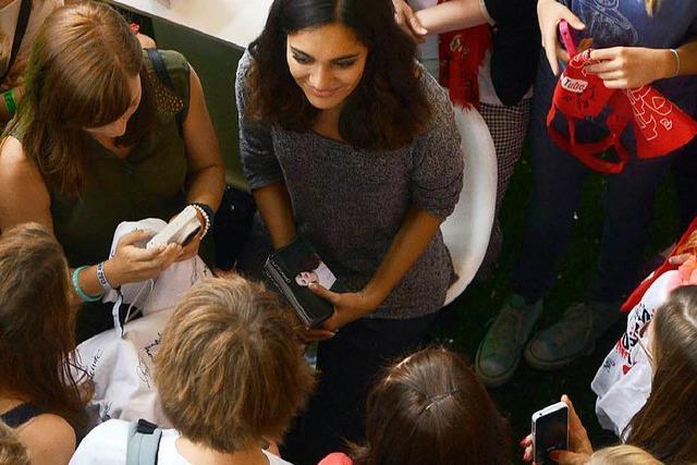 Youtube-Stars treffen sich bei den Videodays in Köln