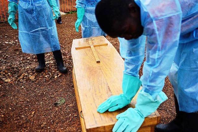 Ausbruch in Westafrika laut WHO womöglich schlimmer als gedacht