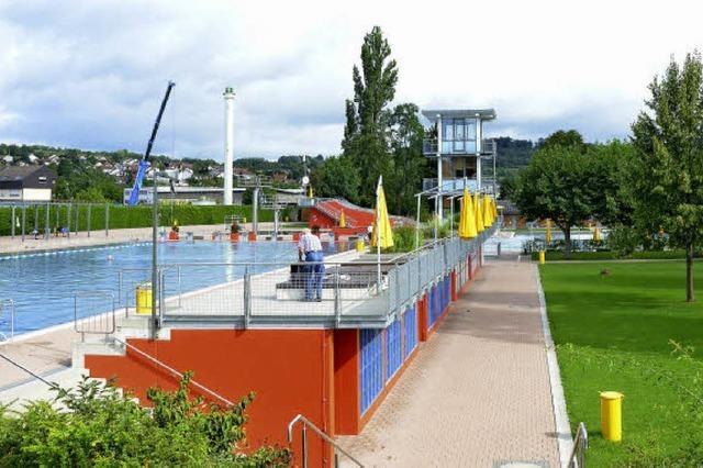 Parkschwimmbad verzeichnet 40.000 weniger Gäste als 2013