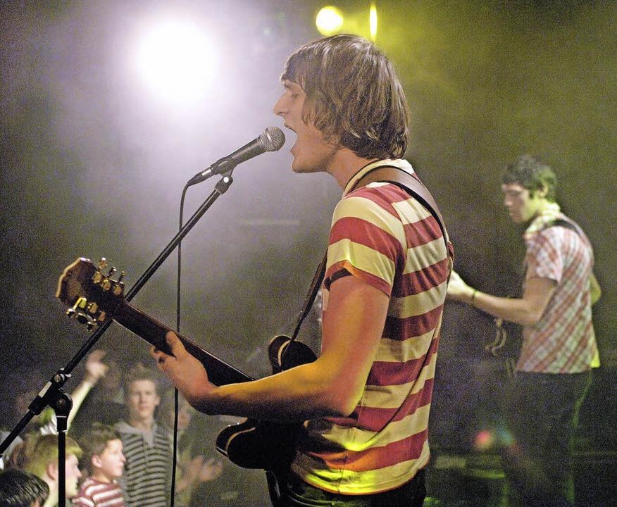 The Second, beim Music Start Contest 2007   | Foto: Volker Münch (2)