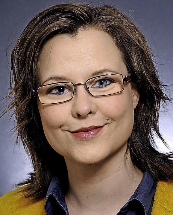Julia Lindner    Foto: zVg