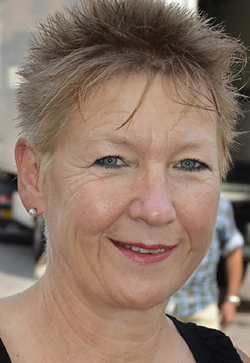 Angela Büttner, 53 Jahre alt, aus Bad Säckingen  | Foto: Stefanie Heinemann