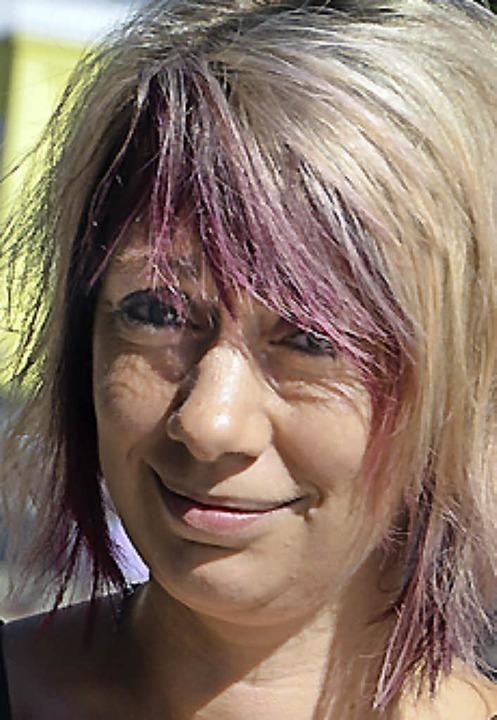 Peggy Martin, 35 Jahre aus Schwedt an der Oder  | Foto: Stefanie Heinemann
