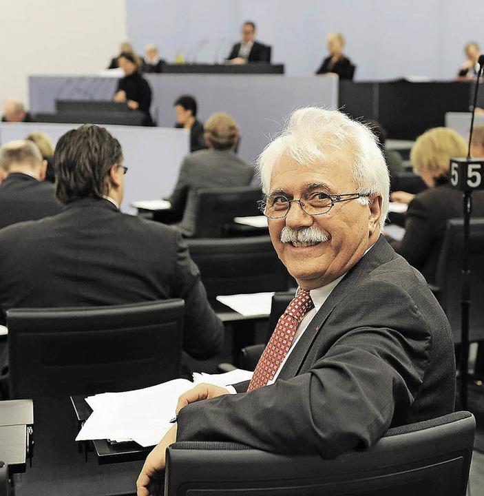 In Ostanatolien geboren, seit 1994 deu... Mitglied des Landtags: Hidir Gürakar     Foto: Landtagspressestelle