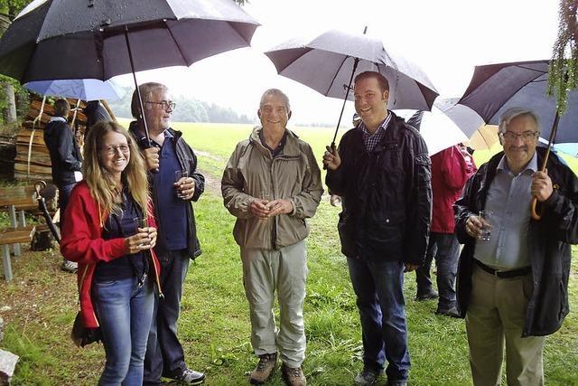 CDU feiert in Dachsberg