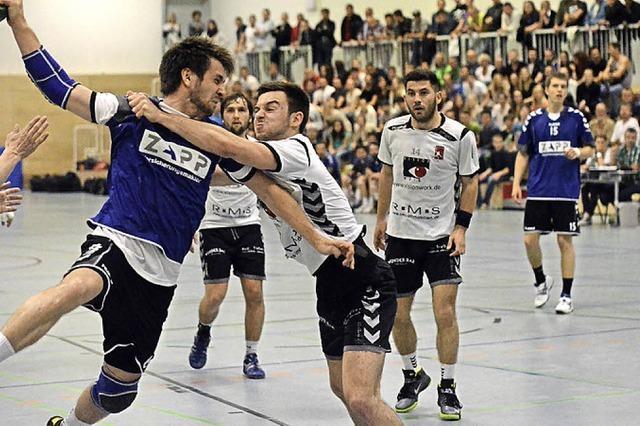 Handballer wollen mit Gründungsfeier punkten