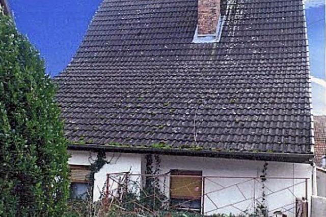 Häuschen aus dem Jahr 1600 verkauft