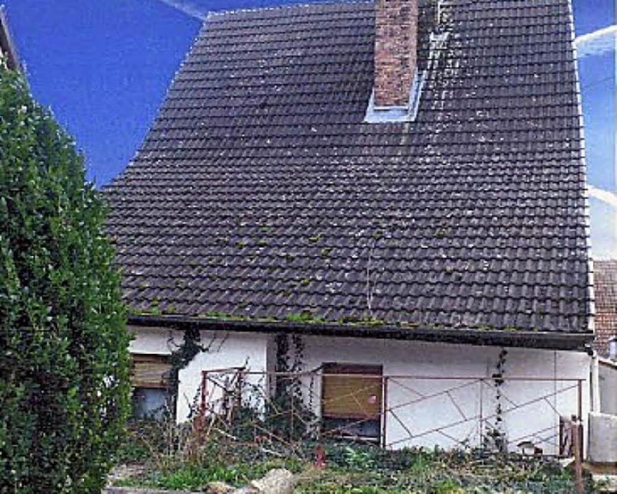 Das historische Haus  in Huttingen hat einen neuen Besitzer.   | Foto: BIMA