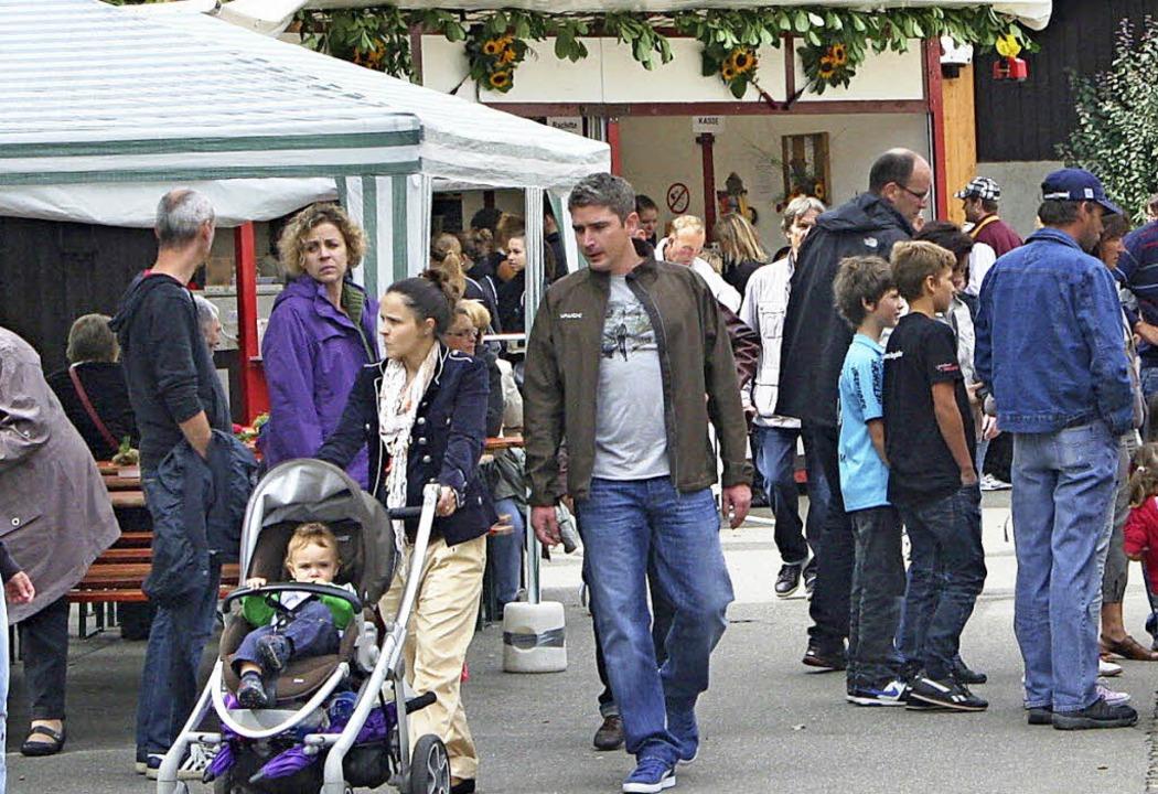 Das Dorffest lädt bald ein.    | Foto: archivbild: Cremer