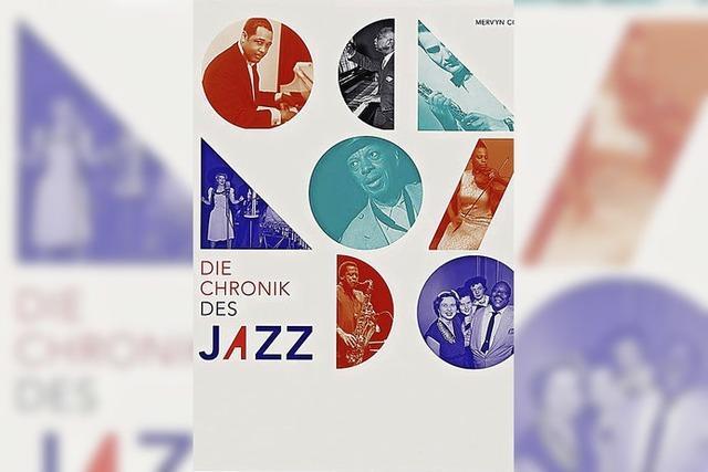 SACHBUCH: Die etwas andere Jazzgeschichte