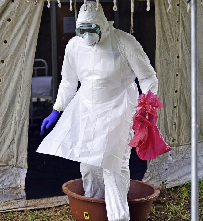 Schutzmaßnahmen gegen das Virus  | Foto: AFP