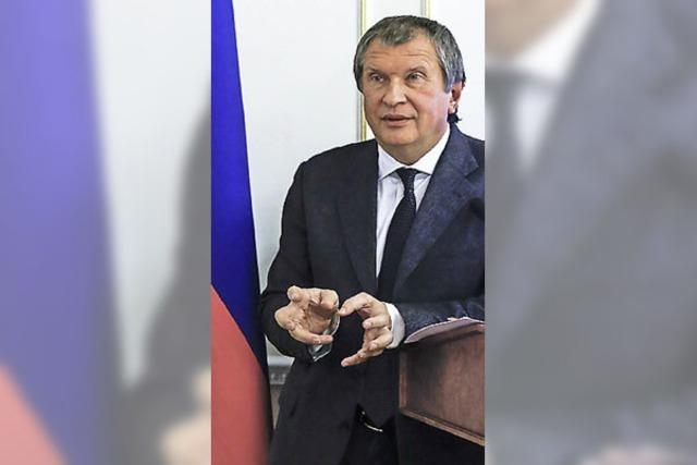 Russischer Staatskonzern taumelt