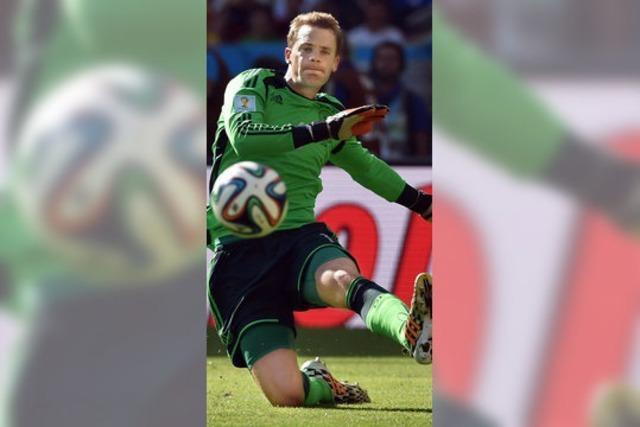 """Manuel Neuer """"spielt wie ein Libero"""""""