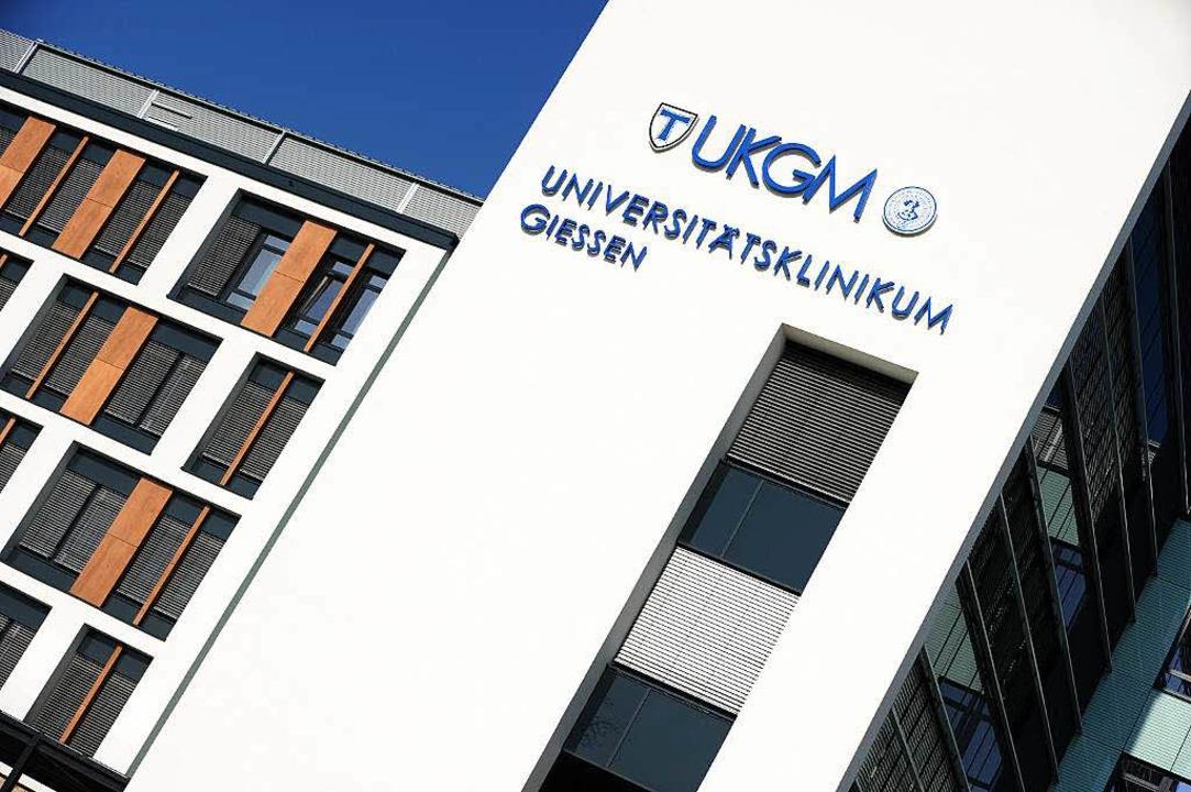 Gießens Klinikum  war die große Hoffnu...ern – jetzt sind sie enttäuscht.  | Foto: dpa