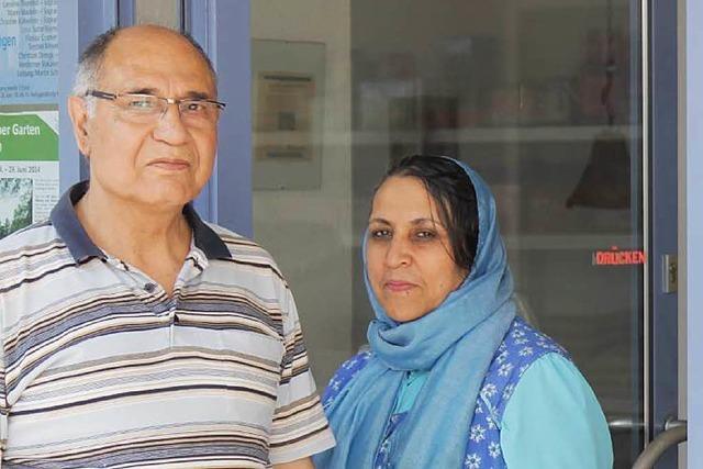 Afghan-Eck in Freiburg: Wie im Wohnzimmer