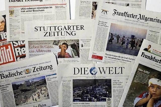 Werden Asylsuchende in den Medien immer korrekt dargestellt?
