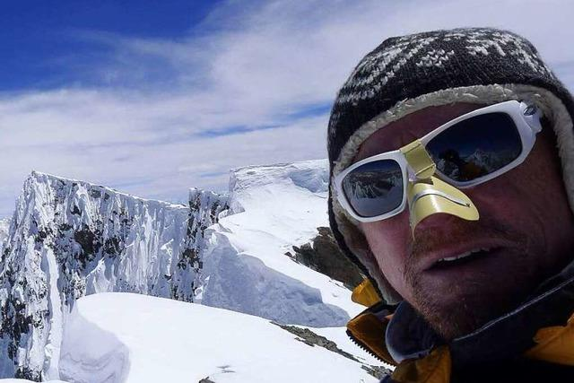 Stihler bezwingt Broad Peak in Pakistan