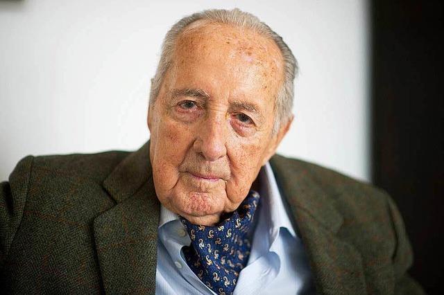 Journalist und Autor Peter Scholl-Latour gestorben