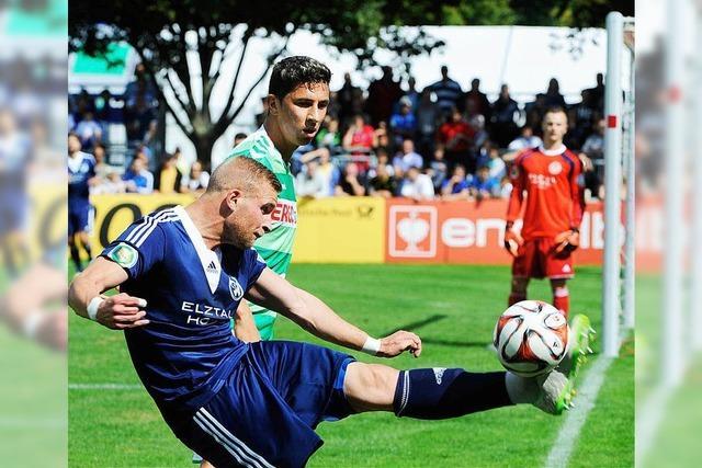 Fotos: SV Waldkirch gegen Greuther Fürth 0:3