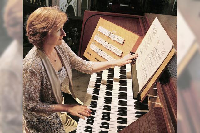 Irena Chribkova gastiert bei den Internationale Domkonzerten in St. Blasien