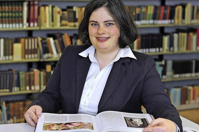 So arbeitet die Renaissance-Expertin Jessika Nowak