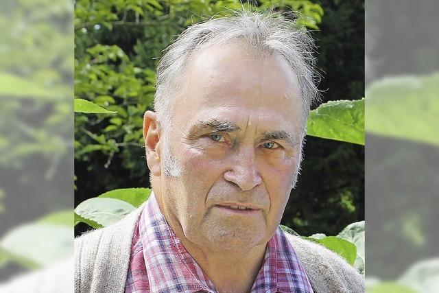 Die Kürzeller haben Hermann Vogel viel zu verdanken