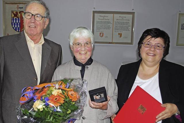 Inge Gula wünscht mehr Engagement