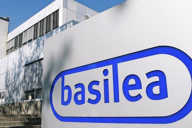 Unternehmen Basilea macht Fortschritte
