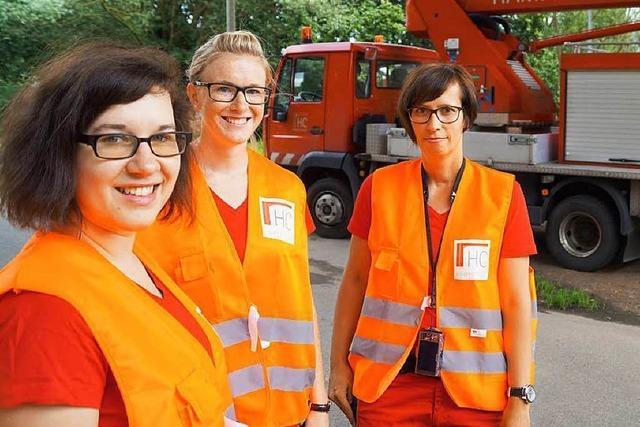 Offenburger Bau-Unternehmen in Frauenhand
